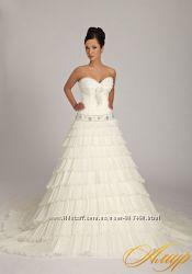 Свадебное платье от Лизы Донетти