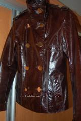 Шкіряна куртка р. М