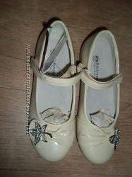 Туфли для школы, туфли Шалунишка легкие с перфорацией и для школы