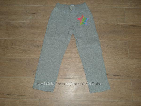 Спортивные модные штанишки CHILDRENS PLACE с начесиком