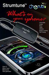 iRig адаптер гитарный Cherub GB2i Guitar Bass to iPhone adapter