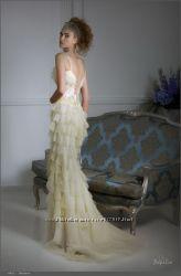 Платье Papilio, модель Интрига, цвет айвори, размер XS-S