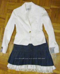 Пиджак в морском стиле BGN-Bessini.