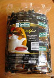 Чай Qualitea Англіййський сніданок 100фп сашет