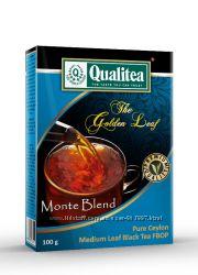 Чай Qualitea MonteBlend 100г