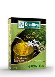 Чай Qualitea зеленый с жасмином 100г