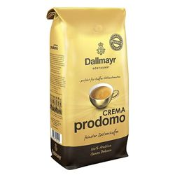 Кава в зернах Dallmayr Crema prodomo 1 кг