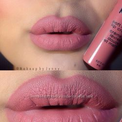 Стойкая жидкая матовая помада NYX soft matte lip cream