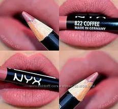 Карандаш для губ Nyx slim lip pencil