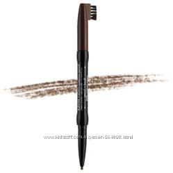 Nyx карандаш для бровей со щеточкой