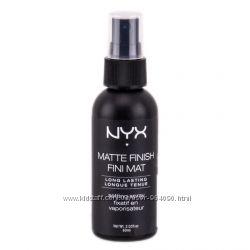 Спрей-фиксатор макияжа NYX makeup setting spray