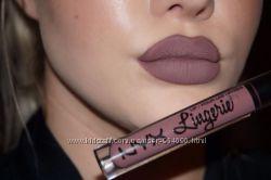 Жидкая нюдовая матовая помада NYX lip lingerie Оригинал