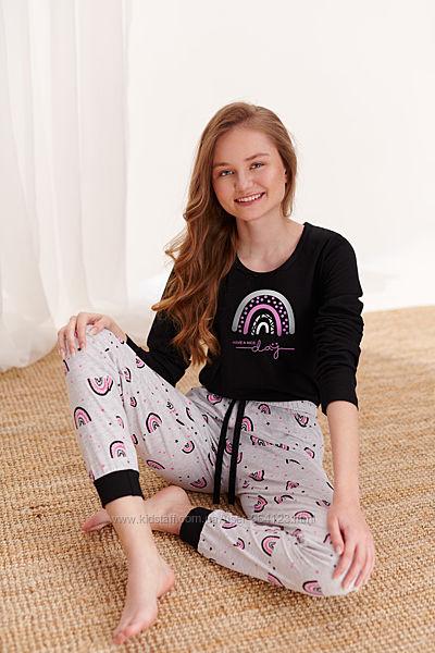 Подростковые пижамы для мальчиков и девочек фирмы Taro, Польша