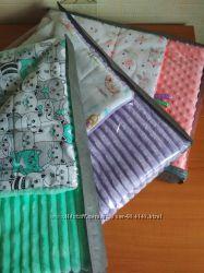 Одеяло-плед для деток