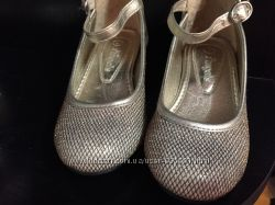 553840e01 Золотые и и серебряные туфли на каблучках angels accessorize 7 ...