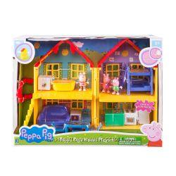 Игровой набор Peppa Pigs Deluxe House Дом Пеппы. Домик Пеппы.