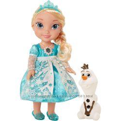 Disney Frozen  Поющая эльза с Олафом