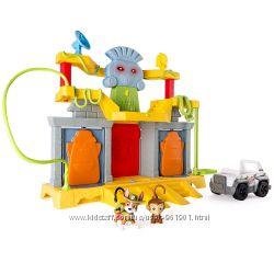 Щенячий патруль Джунгли Храм обезьян Игровой набор Monkey Temple Playset