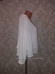 Шифоновая стильная блуза Zara