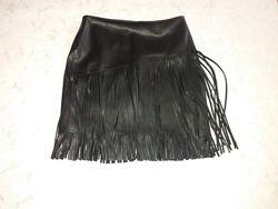 Трендовая юбка эко кожа Orsay