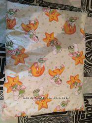 Детское одеяло с пододеяльником