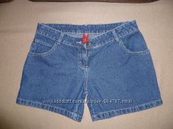 джинсовые шорты в отличном состоянии