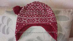 шапки теплые разный возраст 8 шт