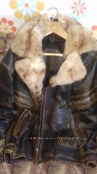 Кожанка, кожаная куртка