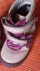 ботинки кожа Antilopa