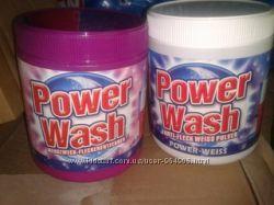 Пятновыводитель отбеливатель Power wash 600 г