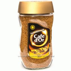 Кофе растворимый Cafe Dor Gold 200 г Польша
