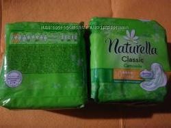 Гигиенические прокладки Naturella Ultra 10шт в уп, Helen Harper 10 шт в уп