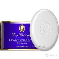 Парфюмированное крем-мыло Pani Walewska Gold 100 г Пани Валевска