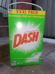 Стиральный порошок DASH , Германия , супер качество