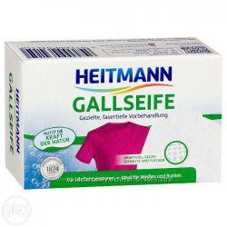 Желчное Мыло Heitmann Gallseife, 100г Пятновыводитель