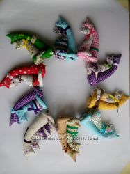 Интерьерные игрушки Коты - неразлучники