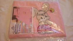 Комплект постельного детского белья для девочки