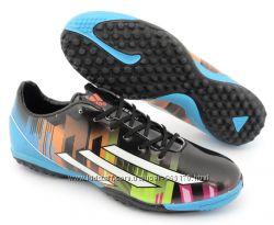 Сороконожки мужские Adidas Messi 44 размер