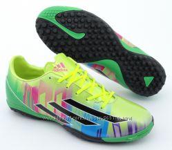 Сороконожки футбольная обувь Adidas Messi 42, 43, 44, 45 размер