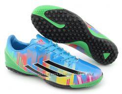 Футбольная обувь Adidas Messi сороконожки 43, 44, 45 размер