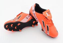 Детские бутсы футбольная обувь 34, 35, 36 размер