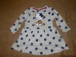 Плаття в горох Hello Kitty в чудовому станні не дорого