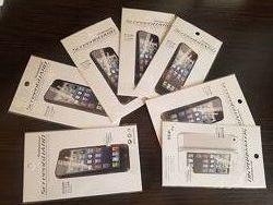 Продам новую защитную пленку на iphone 5S, 5, 5Se