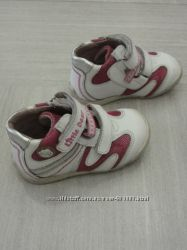 Ботинки кожаные  21 размер Little Deer