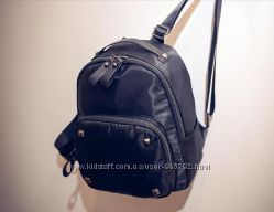 aebc1b5183b5 Стильный рюкзак с заклепками с кожаной фурнитурой, 390 грн. Рюкзаки ...