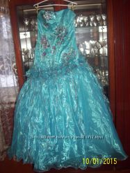 Продам выпускное платье для девушки