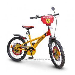 Двухколесные детские велосипеды 20 дюймов ,