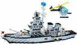 Конструкторы Brick серия Корабли большие наборы для мальчиков 112 и 826