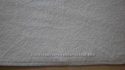 отельное полотенце белое