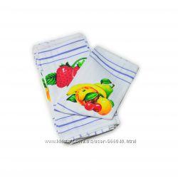 полотенца вафельные